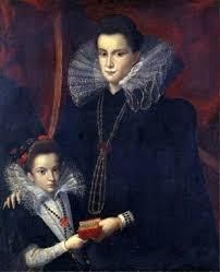7Lavinia Fontana_La vedova e sua figlia